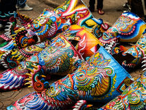 Ducha tana festiwal fotografia stock