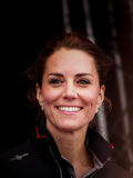 The Duchess of Cambridge Princess Catherine Royalty Free Stock Photography
