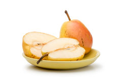Duchess Pears Royalty Free Stock Photography