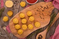 Duchess potatoes. Stock Images