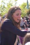 Duchessa di Cambridge - Kate Middleton immagini stock