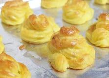 duchesse πατάτες Στοκ Φωτογραφία