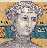 Duchesse Sevastokrat Oritza Desislava Image libre de droits