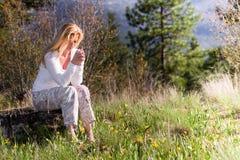 Duchowa wiosna Zdjęcia Stock