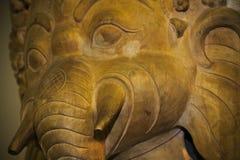 Duchowy słoń fotografia stock