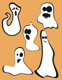 duchy Halloween Fotografia Stock