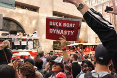 Duck Boat Dynasty Royalty Free Stock Image