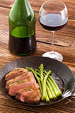 Duck breast Royalty Free Stock Photography