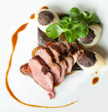 Duck Breast Imagem de Stock Royalty Free