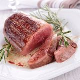 Duck breast Stock Photos