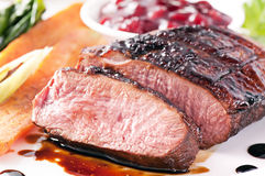 Free Duck Breast Fillet Royalty Free Stock Image - 19451356