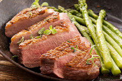 Duck breast fillet Stock Photos