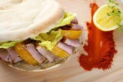 Duck Breast Kebab Royalty Free Stock Image