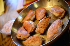 Duck breasts Royalty Free Stock Image