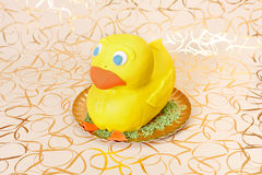 Duck cake Stock Photos