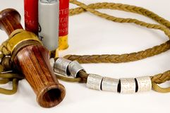Free Duck Call Lanyard 4 Royalty Free Stock Photo - 597825