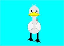 Duck cartoon Stock Photography