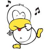 Duck character Stock Photos