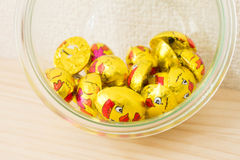 Duck chocolate Stock Photos
