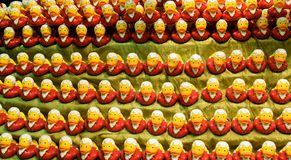 Duck choir. Rubber ducky you are the one or two or few hundred Stock Photo