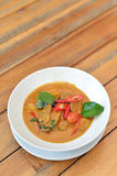 Duck Curry Royalty Free Stock Photography