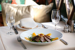 Duck Dish Stock Images