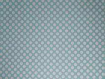 Duck Egg blue and cream dotted background wallpaper. Duck egg blue and cream dotted seamless wallpaper for background royalty free stock images
