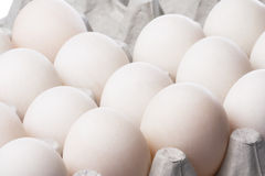 Duck Eggs Stock Image