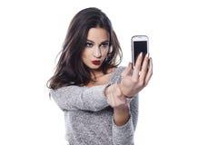 Free Duck Face Selfie Stock Photo - 58741750