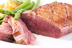 Duck fillet Stock Images