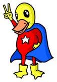 Duck hero Stock Photo