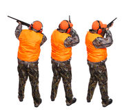 Duck hunter Stock Photography