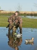 Duck Hunter fotografering för bildbyråer