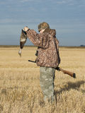 Duck Hunter stock foto's