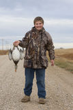 Duck Hunter royaltyfri foto