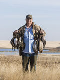 Duck Hunter Stock Foto