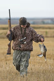 Duck Hunter Royalty Free Stock Images