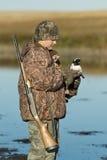 Duck Hunter Royalty Free Stock Photo