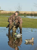 Duck Hunter Stock Image