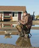 Duck Hunter Stock Photos