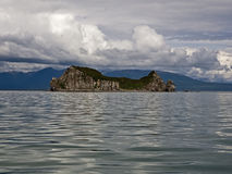 Duck Island in Alaska Stock Photography