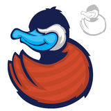Duck Mascot Stock Images