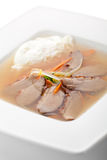 Duck Meat Soup Royalty Free Stock Image