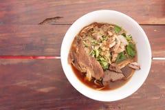 Duck Noodle Stock Photos