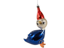 Duck ornament Stock Photos