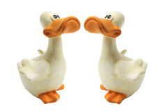 Duck Ornament Stock Images