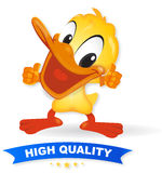 Duck - Quality illustration. 