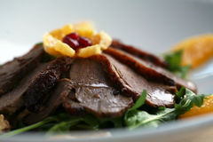 Duck Recipe Stock Image