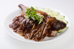 Duck. roast duck traditional chinese food Royalty Free Stock Photo