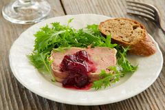 Duck terrine Stock Photos